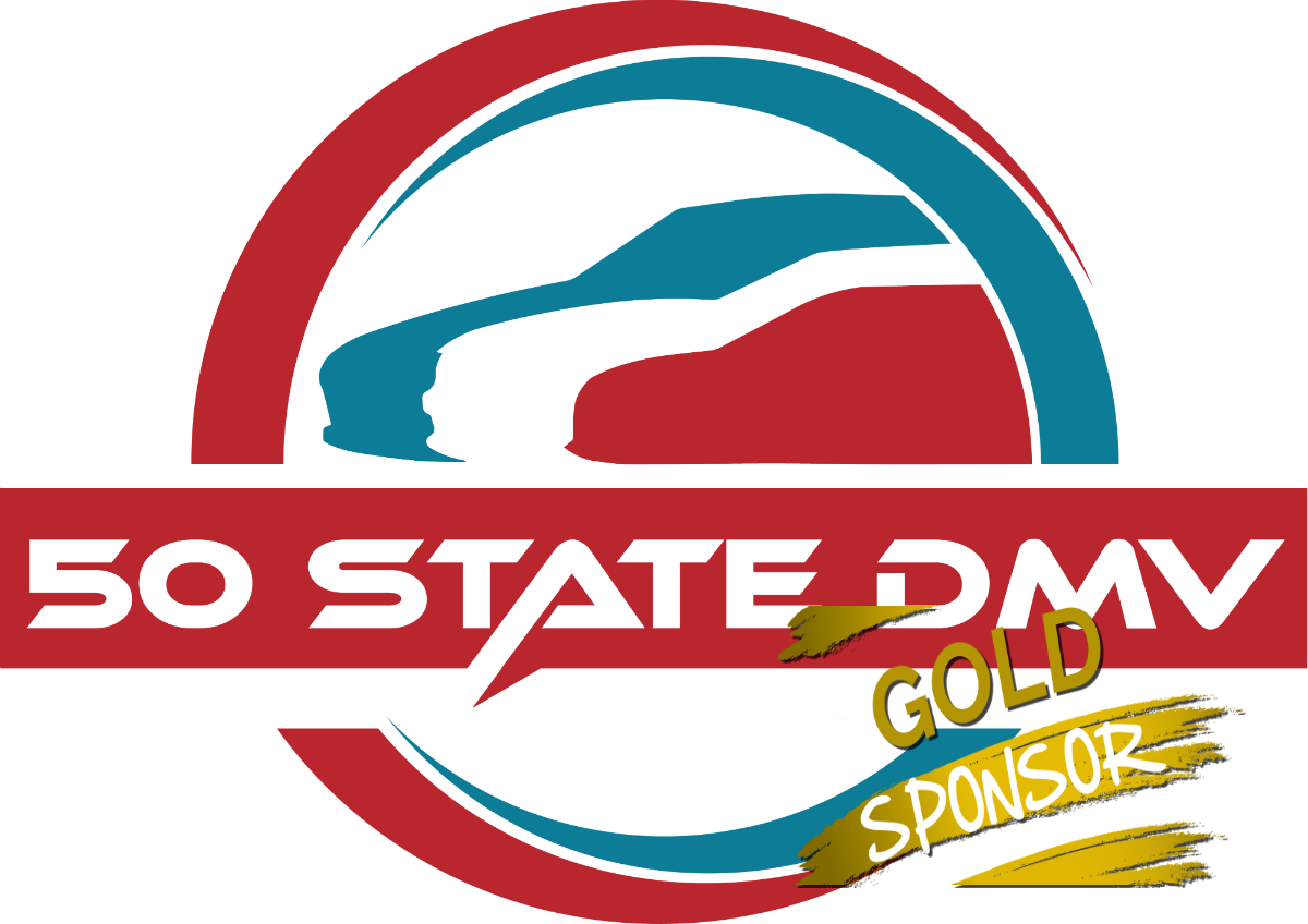 50 State DMV  EFI CON 2019 Gold Sponsor