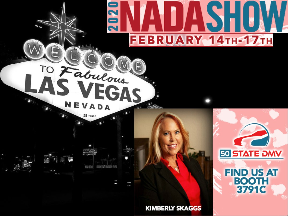 50 State Heads To 2020 NADA Show in Las Vegas